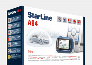 StarLine A94 GSM CAN